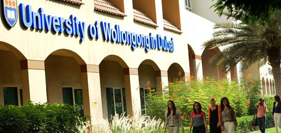 University_of_Wollongong_Dubai_UOWD