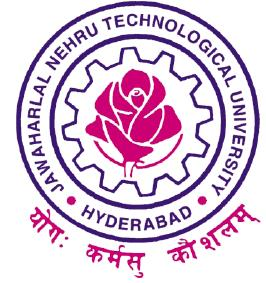 JNTU Distance Education
