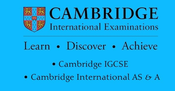 Cambridge International Exams India