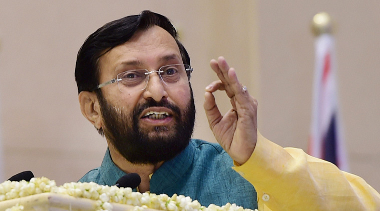 Prakash Javadekar HRD Minstry head