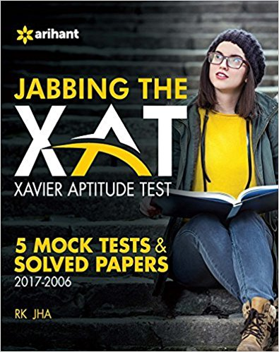 Jabbing the XAT- Solved Papers (Book)