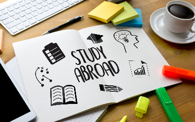 Step-by-step guide to studying abroad