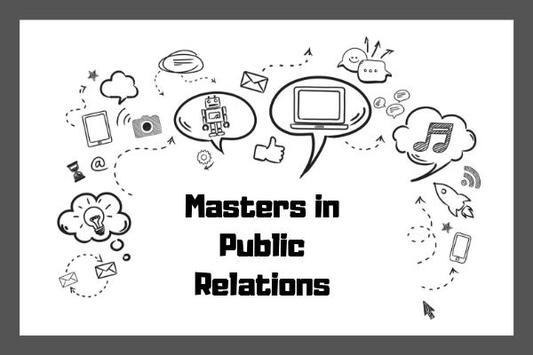 Masters in public relations