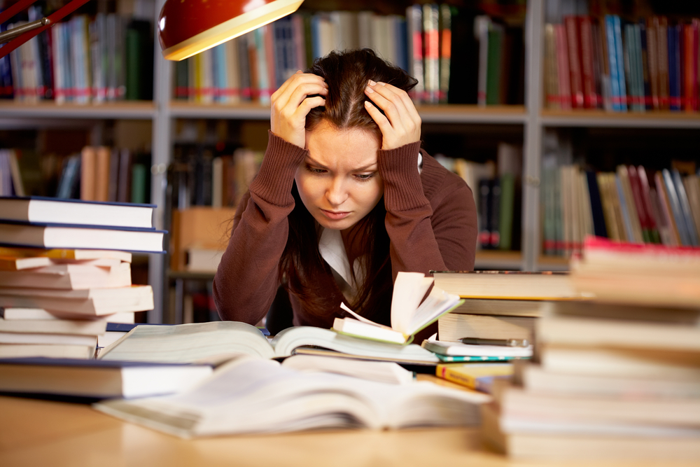 Image result for tensed students for Board Exams: