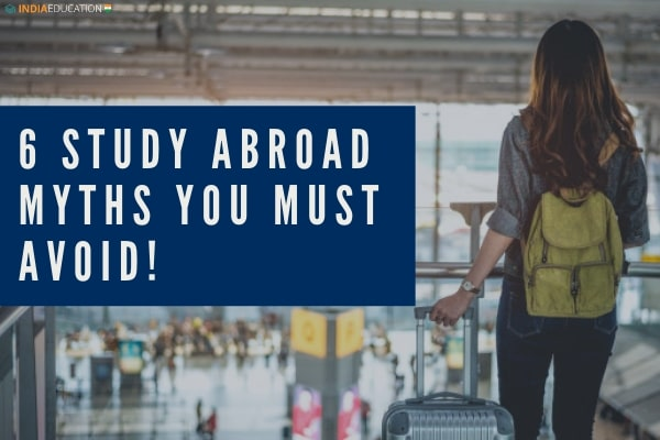 Myths About Study Abroad