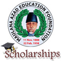 Maulana Azad Education scholarship