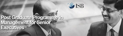 ISB Executive MBA