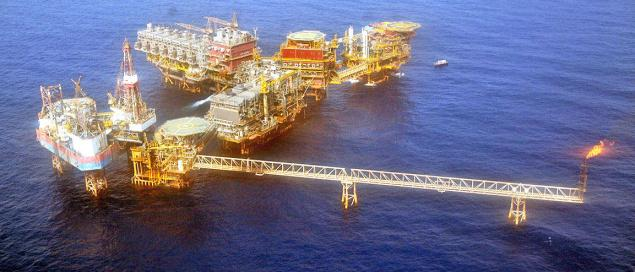 ONGC - Oil and Natural Gas Corporation India