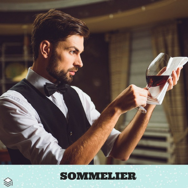 Sommelier profession