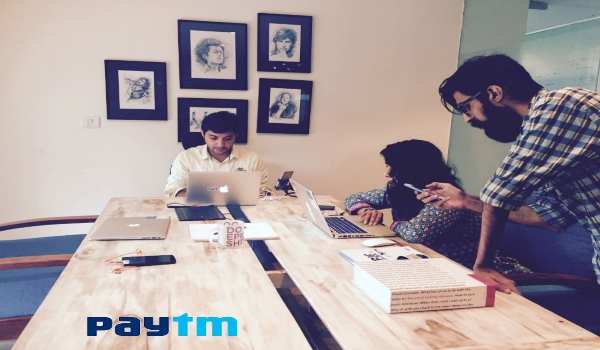 Paytm - One of the biggest payment service providers