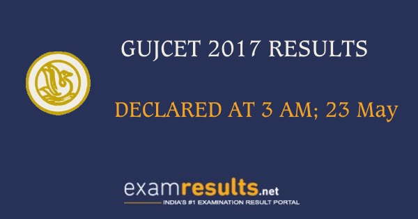 gujcet_2017_results_Declared_23_may