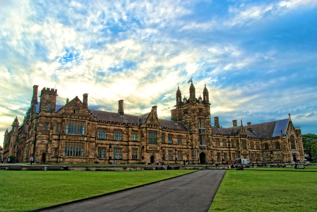 11 Most Beautiful College Campuses In Australia