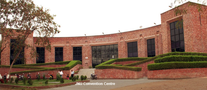 Jawaharlal Nehru University JNU Convention Centre