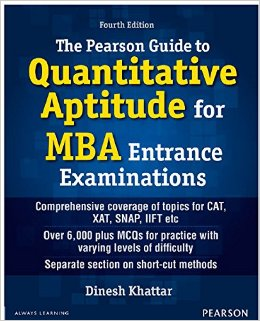 MH Quantitative Aptitude for MBA Entrance Examinations