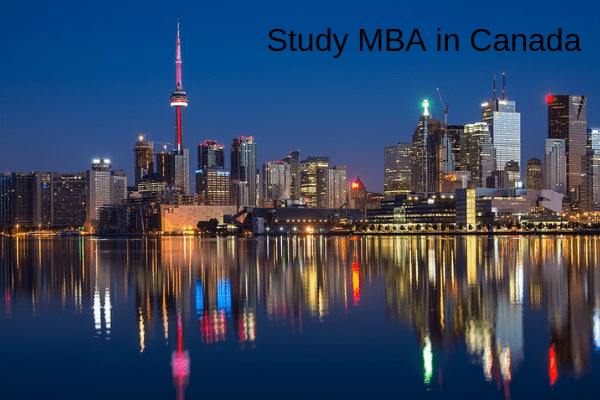 Mba In Canada Types Of Mba In Canada Mba Programs In Canada