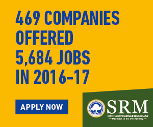 SRM University - Design Your Career