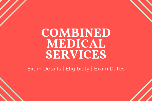 combined-medical-services-exam-india