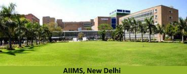 AIIMS Delhi PhD entrance exam