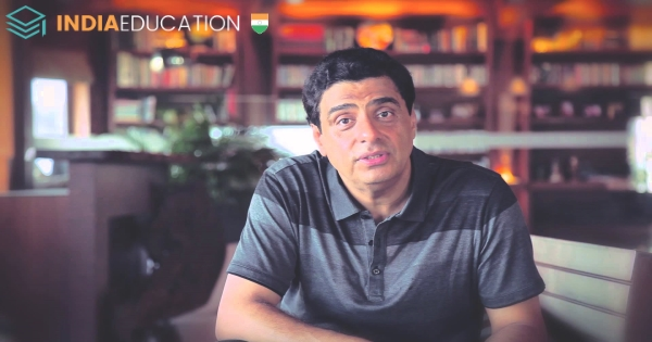 Ronnie Screwvala announces a scholarship worth Rs. 100 crore towards online education