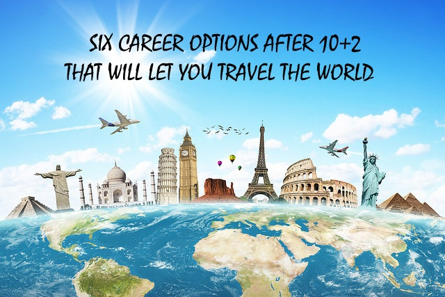 Travel around the world with exciting career