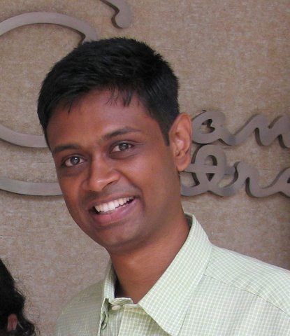 Rajesh Balasubramanian, CAT 2012 topper