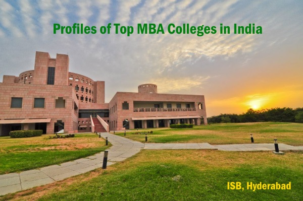 Profiles of Top B Schools in India