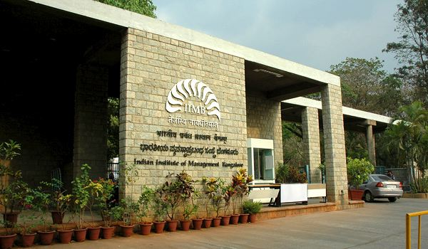 IIM Bangalore - India Rankings 2017
