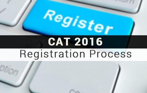 CAT 2016 Registration Process