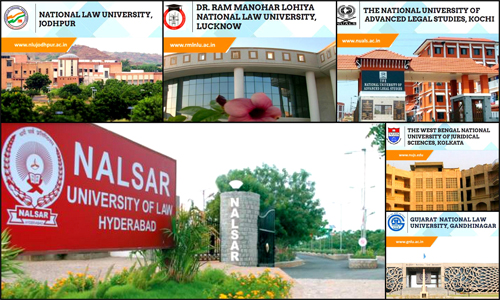 participating Law Schools for CLAT