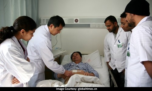 China the next medical education hub for Indian students?