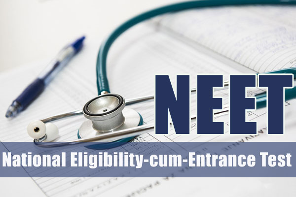 NEET entrance exam
