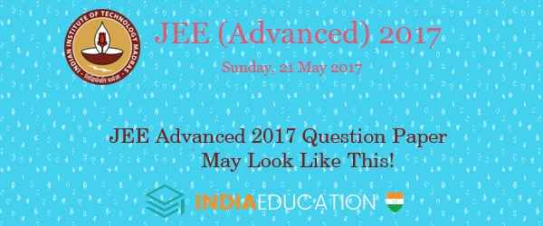 JEE_advanced_2017_question_paper_pattern