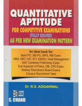 S.Chand Quantitative Aptitude For Competitive Examinations