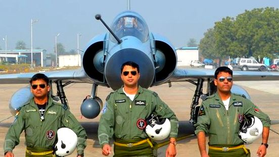 requirements to join indian air force