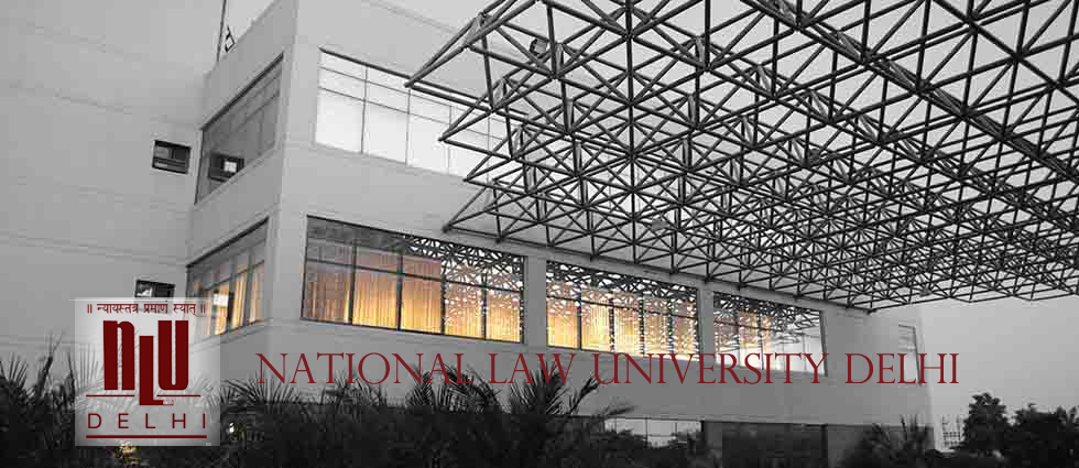 National Law University (NLU), New Delhi