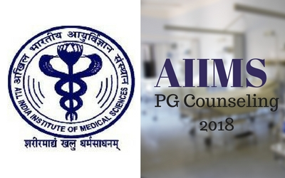 AIIMS PG Counseling 2018