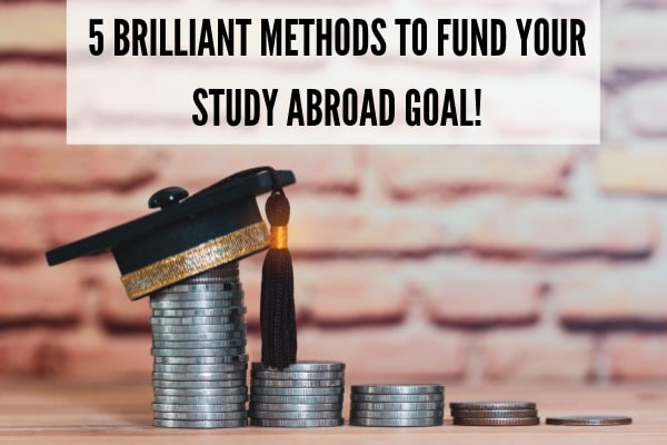 Study abroad funding