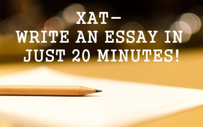 xat essay writing preparation tips  xat essay writing in 20 mins
