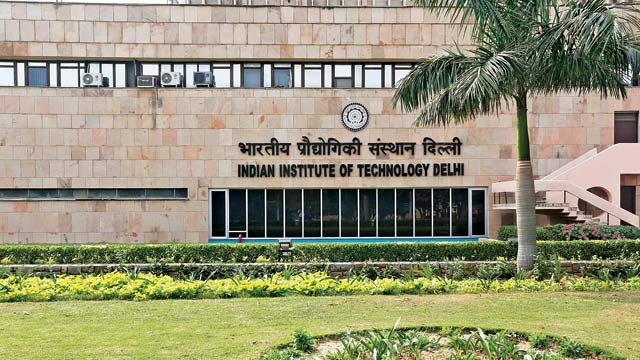IIT Delhi - Top College for Manufacturing Engineering 2017