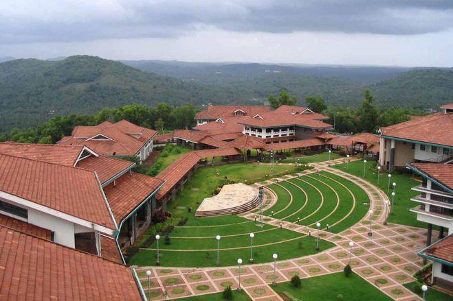 15.  Indian Institute of Management, Kozhikode