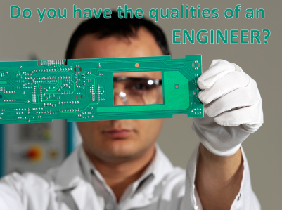 Qualities of an engineer