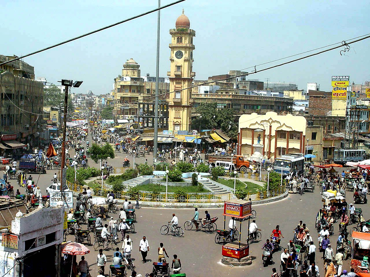 Kanpur City view