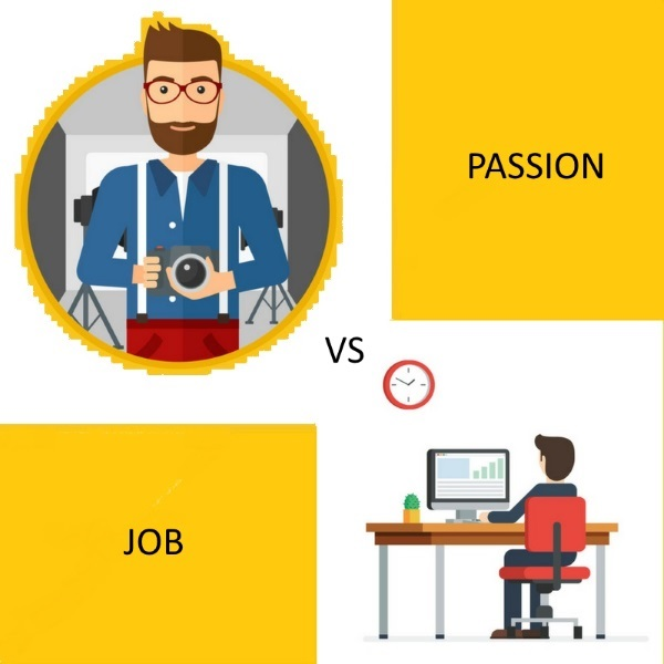 job or passion