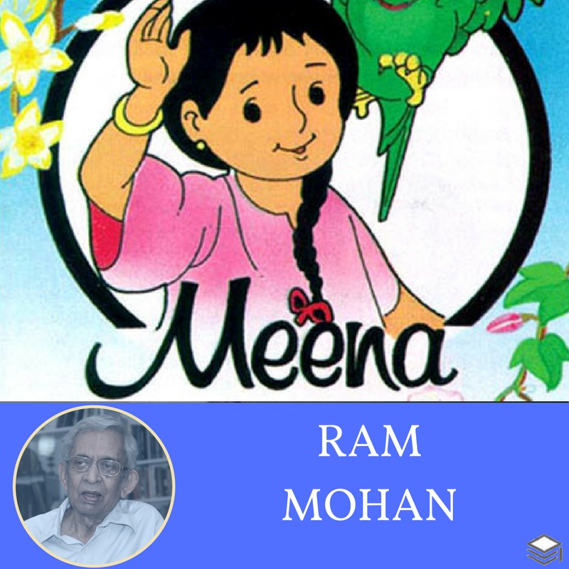 Ram Mohan Is An Indian Animator Popularly Known As Father Of Indian Animation He Started His Career At The Cartoon Films Unit Of Films Division Of India In