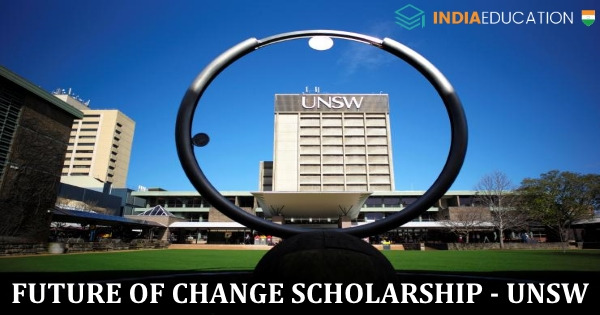 Future of Change Scholarship - UNSW