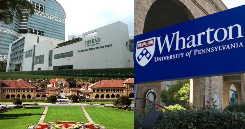 Global Mba Rankings 2017 Top Business Schools In The World