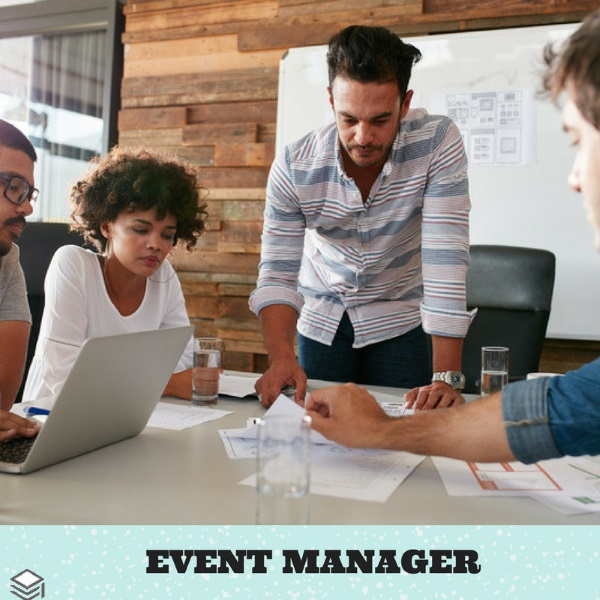 event manager profession