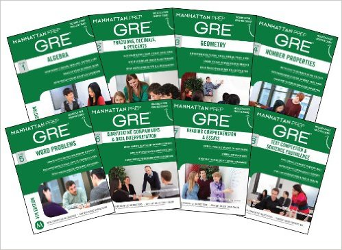 Best Study Material for GRE