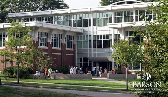 Babson College, F.W. Olin Graduate School of Business