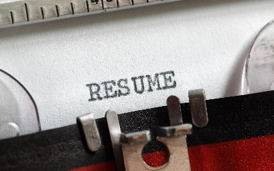Resume Writing for a Fresher